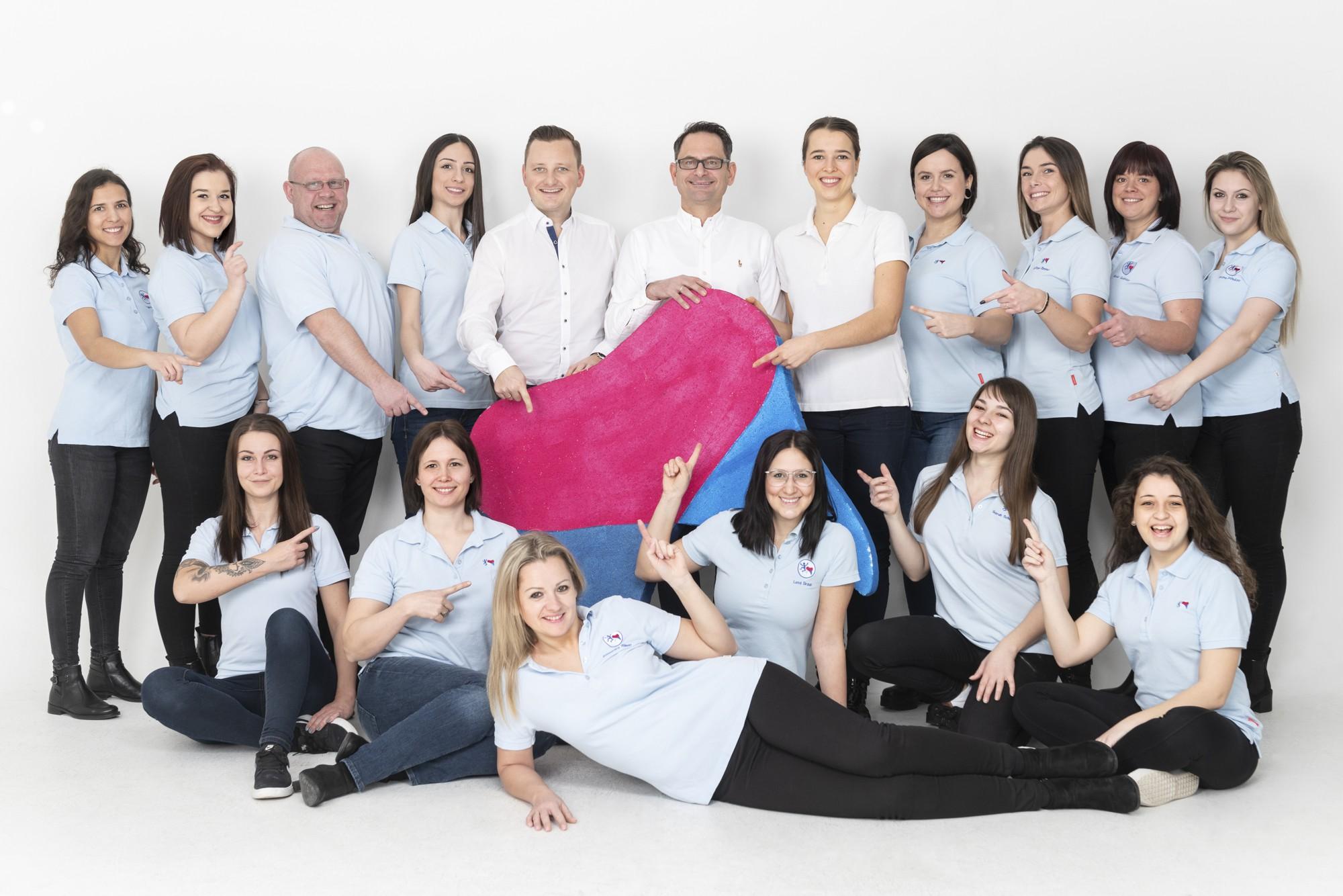 Das Team der Kieferorthopäden in Kirchheim